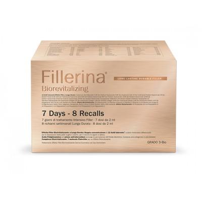 FILLERINA LONG LASTING DURABLE FILLER BIOREVITALIZZANTE NIGHT CREAM GRADO 4 TUBO 50 ML - Farmabros.it