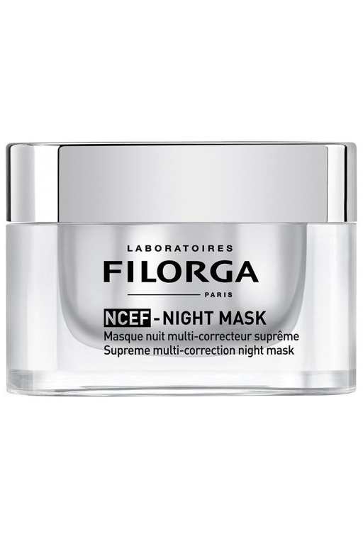FILORGA NCEF NIGHT MASK 50 ML - Farmaci.me