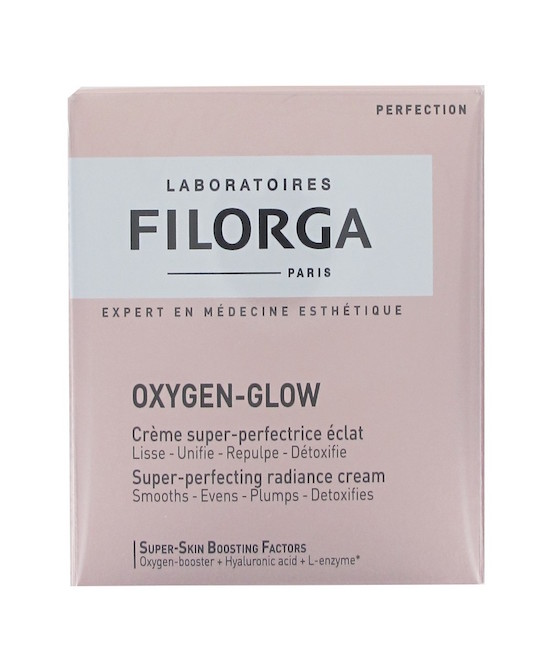 FILORGA OXYGEN GLOW CREAM 50 ML - La farmacia digitale