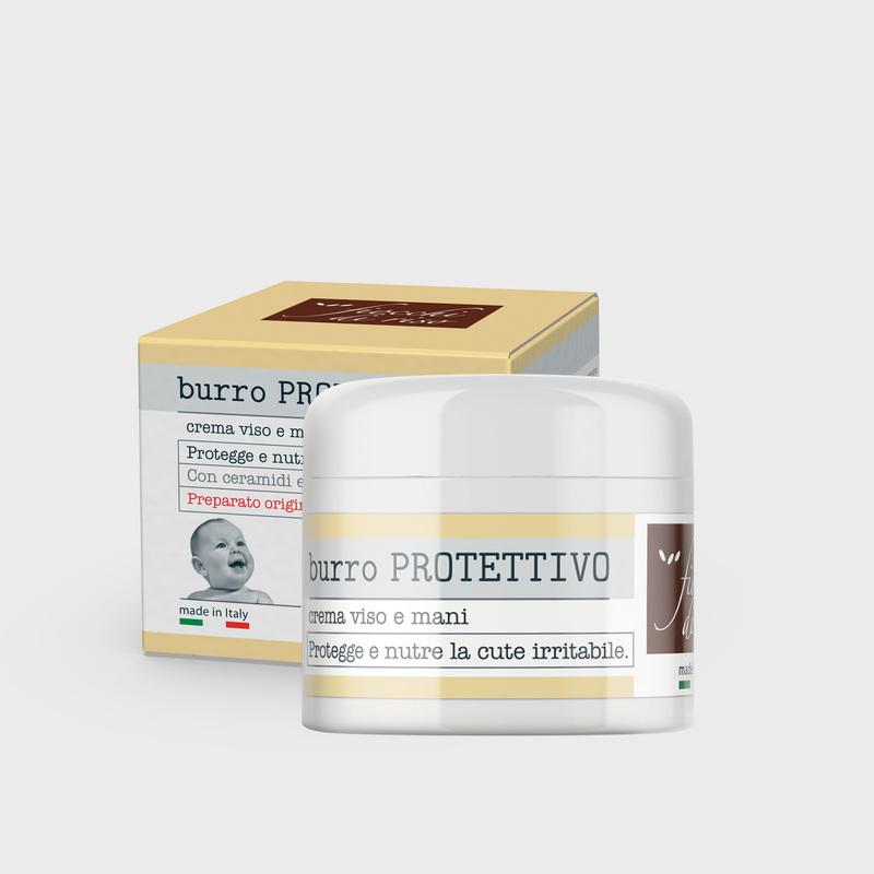 FIOCCHI DI RISO BURRO PROTETTIVO VISO/MANI 30 ML - Farmawing
