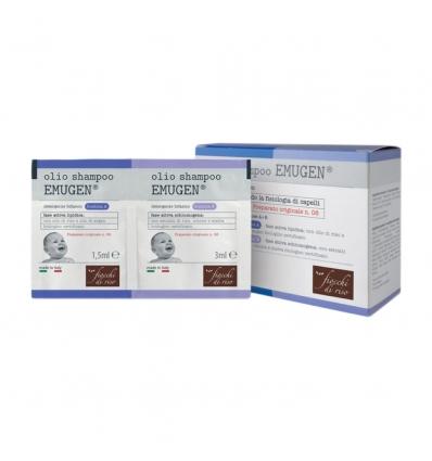 FIOCCHI DI RISO EMUGEN OLIO SHAMPOO ULTRADELICATO 45 ML - pharmaluna