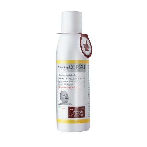 FIOCCHI DI RISO LATTE CORPO NUTRIENTE 140 ML - Farmawing
