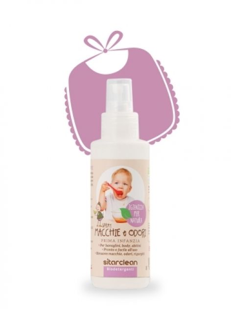 FIOCCHI DI RISO SPRAY MACCHIE POCKET 100 ML - Farmawing
