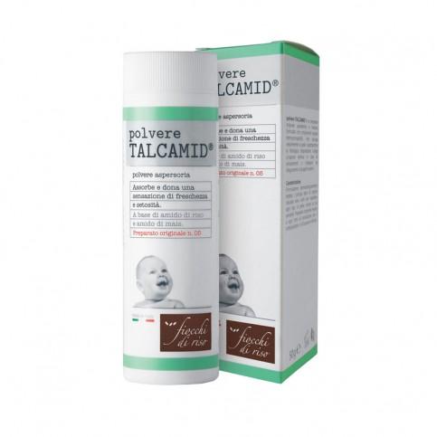 TALCAMID POLVERE FDR 50 G - Farmawing