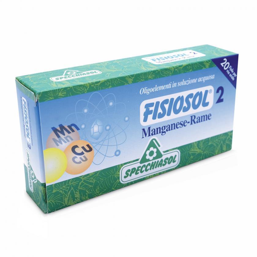 FISIOSOL 2 MN CU 20F 2ML - Farmafirst.it