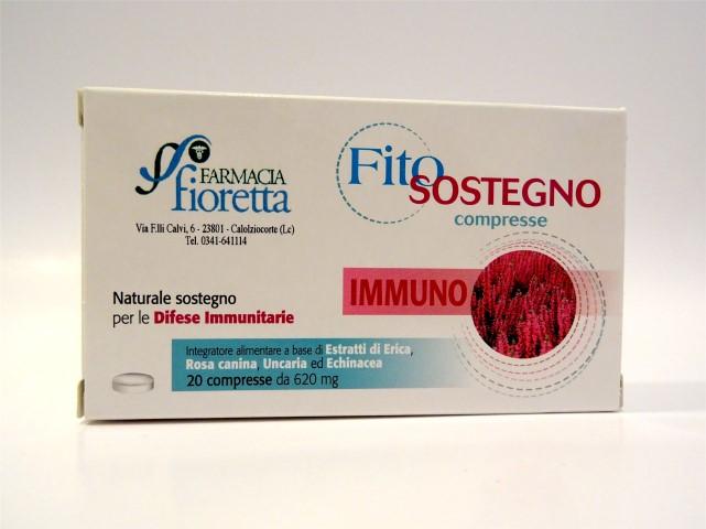 FITOSOSTEGNO 20 COMPRESSE - farmalaura.it