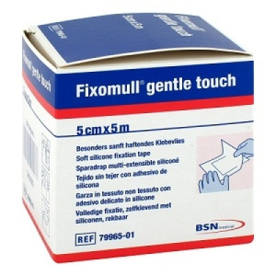 Fixomull Gentle Touch 5cm x 5m - Arcafarma.it
