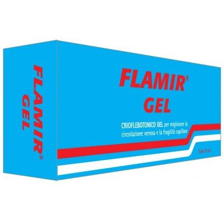 Flamir Gel Tubo 75ml - Farmapage.it