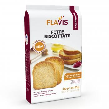 FLAVIS FETTE BISCOTTATE 300 G - Farmaciasconti.it