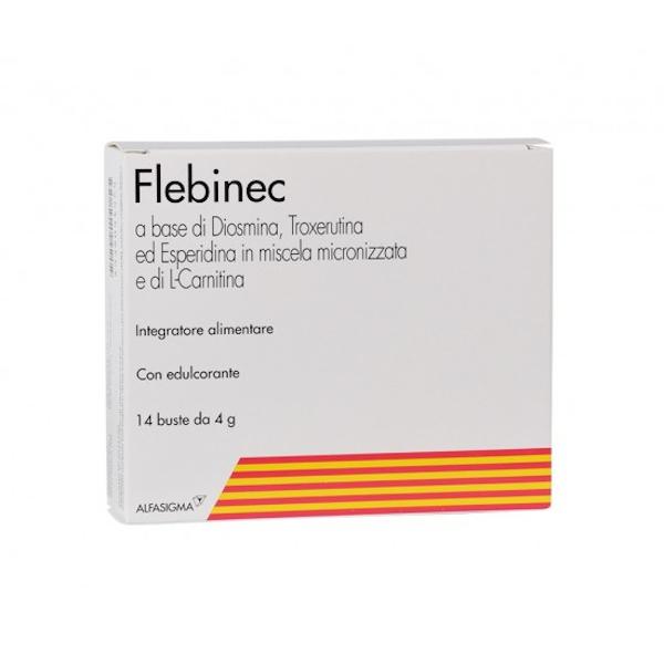 FLEBINEC 14 BUSTINE - Farmaconvenienza.it