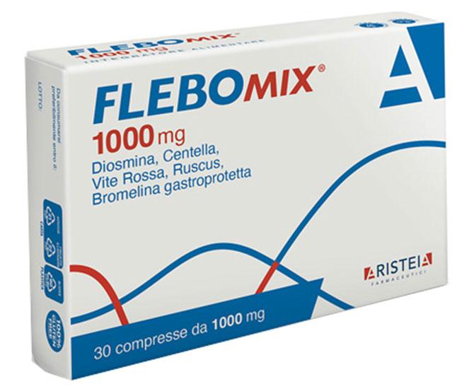 FLEBOMIX 1000 MG 30 COMPRESSE - Farmacielo