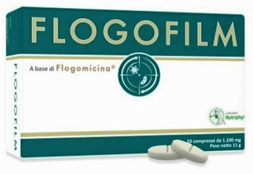 FLOGOFILM 10 COMPRESSE - Farmacia Centrale Dr. Monteleone Adriano