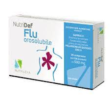 FLU OROSOLUBILE 20 COMPRESSE - Farmapage.it