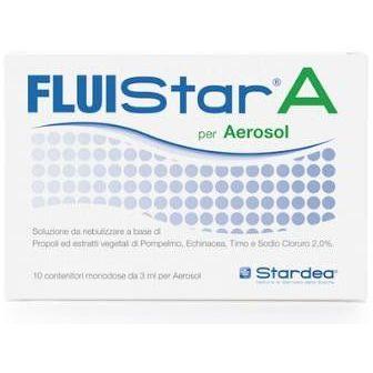 Fluistar A per Aerosol 10 Flaconcini - Arcafarma.it