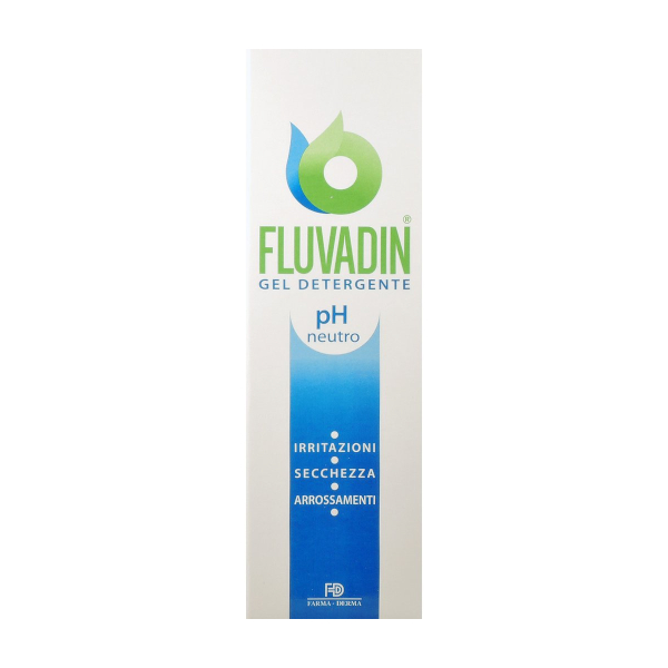 FLUVADIN DETERGENTE A PH NEUTRO SENZA SAPONE 150 ML - Nowfarma.it
