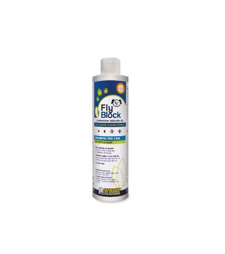 Flyblock Shampoo Liquido Cani 250ml - Arcafarma.it