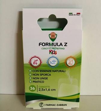 FORMULA Z CEROTTI - Farmaconvenienza.it
