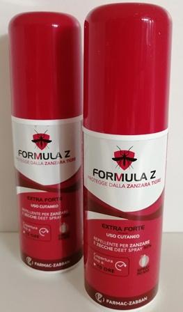 FORMULA Z EXTRA FORTE SPRAY NO GAS 75 ML - Farmaconvenienza.it
