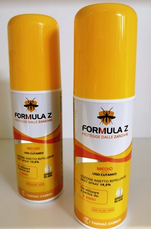 FORMULA Z MEDIO SPRAY NO GAS 75 ML - Farmaconvenienza.it