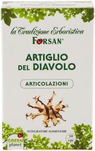 FORSAN ARTIGLIO DEL DIAVOLO 50 COMPR - Iltuobenessereonline.it