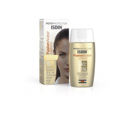 ISDIN FOTOPROTECTOR FUSION WATER URBAN SPF30 50 ML - Nowfarma.it