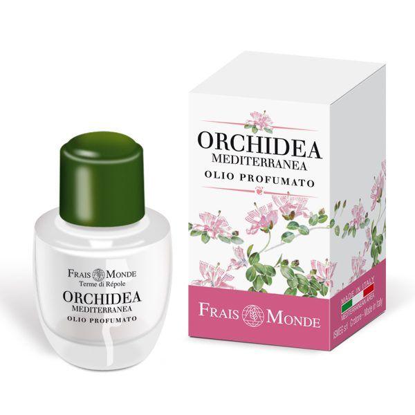 Frais Monde Olio Profumato Orchidea Mediterranea 12ml - Sempredisponibile.it