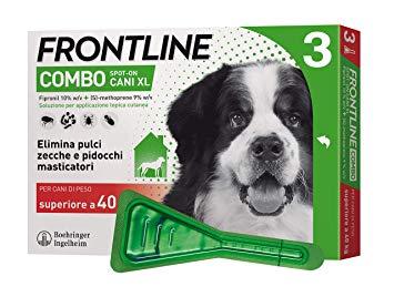 FRONTLINE COMBO SP XL*3PIP4,02 - Parafarmacia la Fattoria della Salute S.n.c. di Delfini Dott.ssa Giulia e Marra Dott.ssa Michela