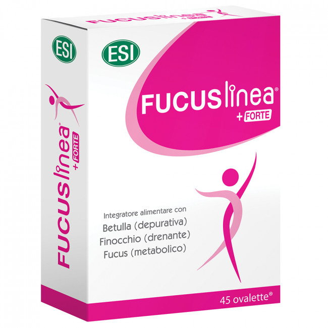 FUCUSLINEA+FORTE 45 OVALETTE - Iltuobenessereonline.it