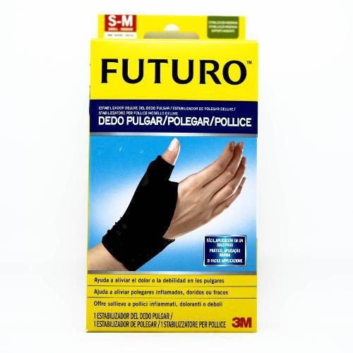 Futuro Stabilizzatore per Pollice Nero Taglia S/M
