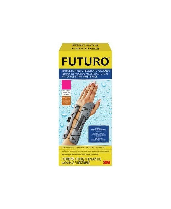Futuro tutore per polso sinistro l/xl - latuafarmaciaonline.it