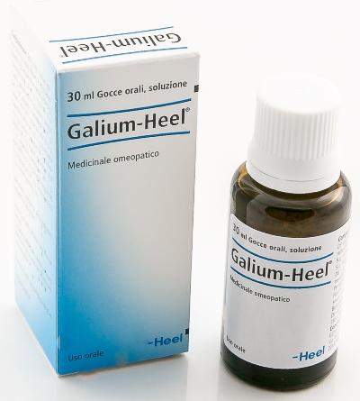 Galium-Heel Gocce 30ml - Arcafarma.it