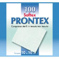 GARZA IN TESSUTO NON TESSUTO PRONTEX SOFT 10X10CM 100 PEZZI - Iltuobenessereonline.it