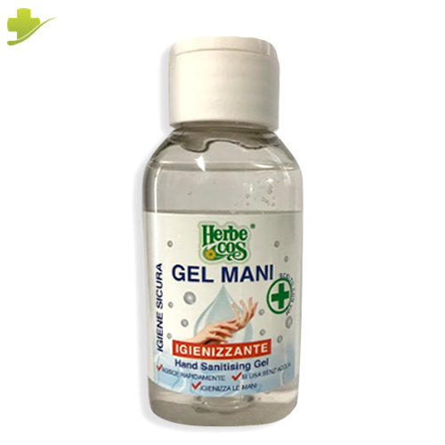 Gel Disinfettante Mani Igienizzante Alcolico 100 ml  - Farmastar.it