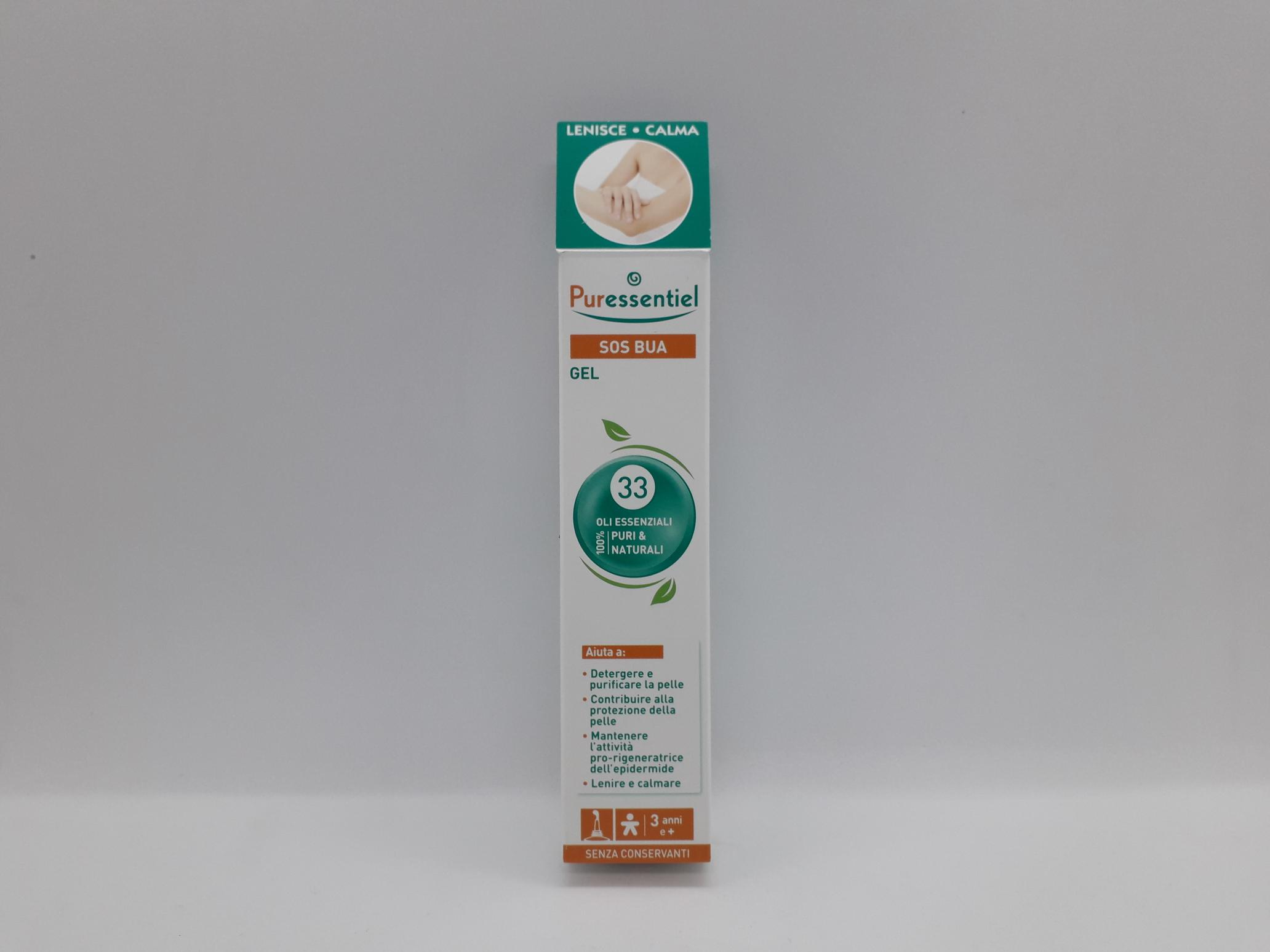 GEL SOS BUA 20 ML - Farmaciaempatica.it