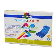 GHIACCIO BOLLENTE MASTER-AID SPORT 10X16 - FarmaHub.it