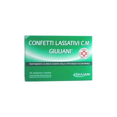 Giuliani Confetti 30 Compresse - Sempredisponibile.it