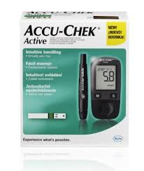 GLUCOMETRO ACCU-CHEK ACTIVE KIT 1 PEZZO - Farmaciapacini.it