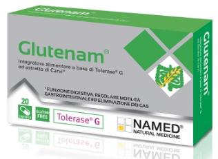 GLUTENAM 20 CAPSULE - Farmacia Castel del Monte