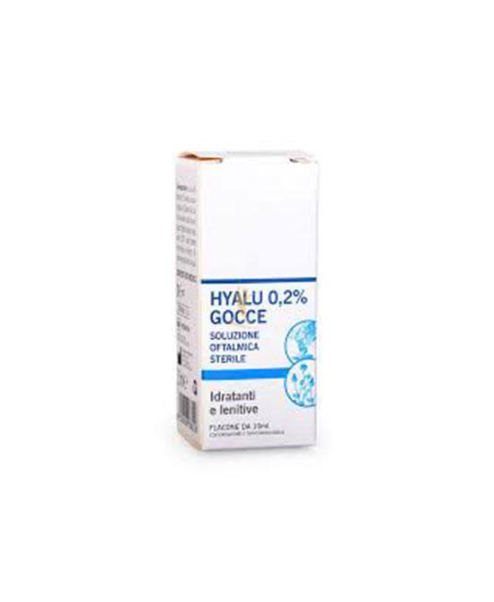 LFP Gocce Oculari Hyalu 0,2% 10ml - Arcafarma.it