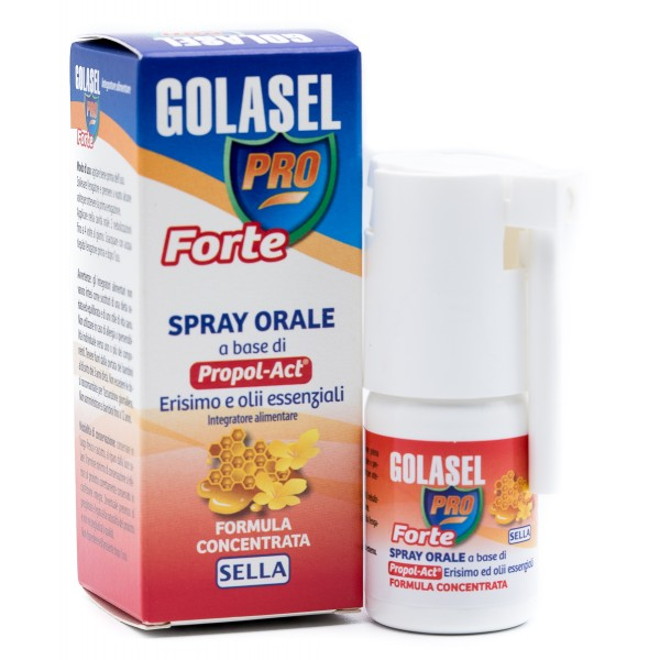 GOLASEL PRO SPRAY FORTE 20 ML - Farmalandia