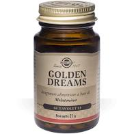 GOLDEN DREAMS 60 TAVOLETTE - Farmacia Castel del Monte