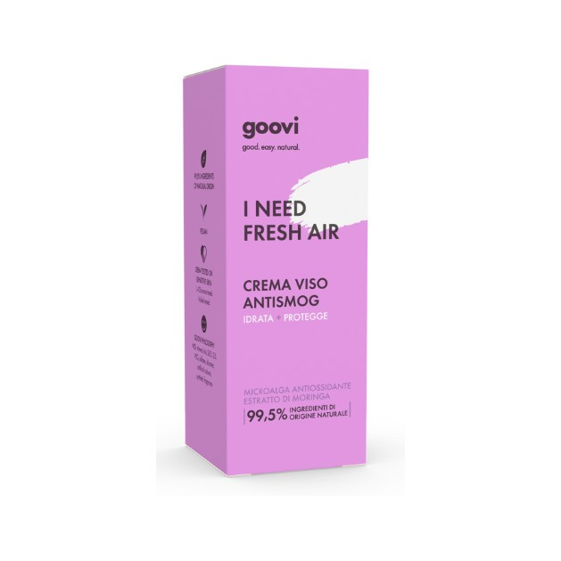 GOOVI CREMA VISO ANTISMOG 50 ML - Farmacia della salute 360