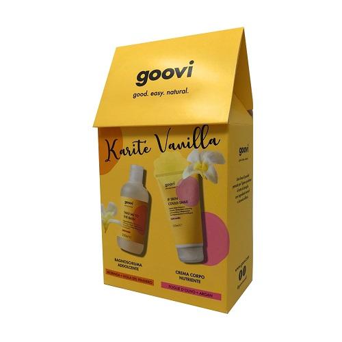 GOOVI SET BAGNOSCHIUMA+CREMA CORPO KV - Farmacia Bartoli