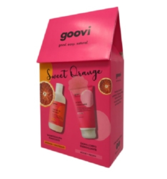 GOOVI SET BAGNOSCHIUMA+CREMA CORPO SO - Farmacia Castel del Monte