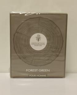 Green Botanic Profumo Uomo Forest Green con Mandarino Rosa e Cuoio 100ml - Arcafarma.it