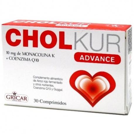 GRICAR CHOLKUR ADVANCE 30CPR - Iltuobenessereonline.it