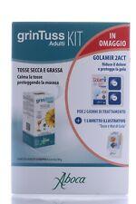 GRINTUSS ADULTI KIT SCIROPPO CON POLIRESIN 180 G + GOLAMIR 2 ACT 20 COMPRESSE OROSOLUBILI - Farmacianuova.eu