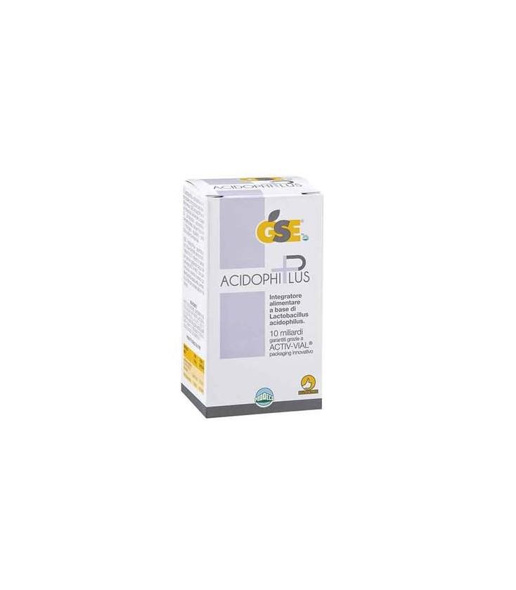 GSE ACIDOPHIPLUS 30 CAPSULE - Farmawing