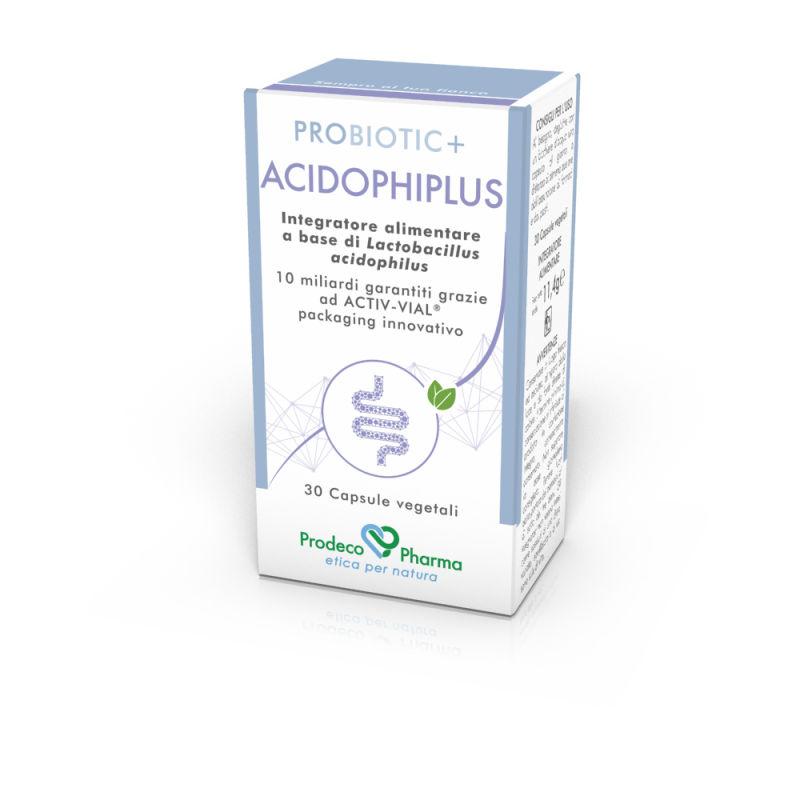 [ Fermenti Lattici] GSE PROBIOTIC+ ACIDOPHIPLUS 30 CAPSULE - Farmaci.me