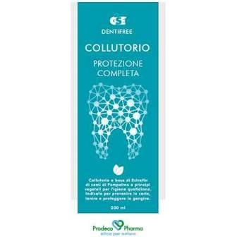 GSE DENTIFREE COLLUTORIO 200 ML - Farmabaleno